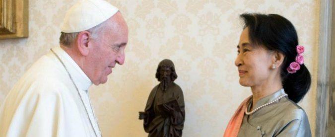 Papa Francesco in Birmania e Bangladesh, un messaggio anche al mondo islamico