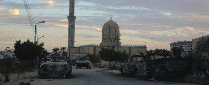 La carneficina in Sinai non c'entra con l'arretramento dell'Isis