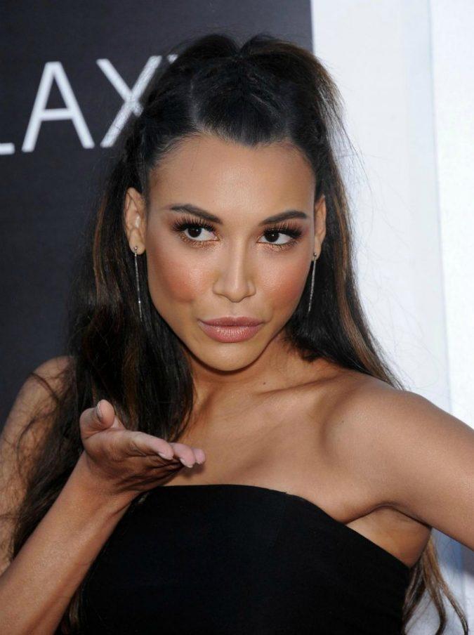 Naya Rivera, l'ex attrice di Glee arrestata per aver picchiato il marito