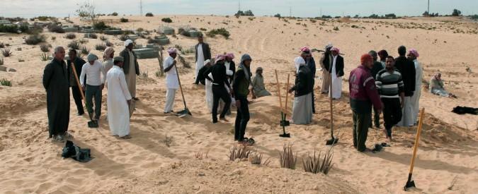 Sinai, un conflitto oscurato