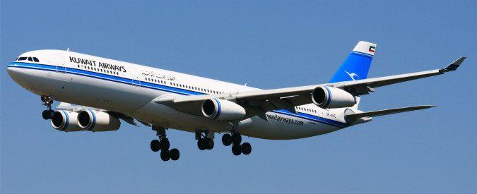 Viaggiare con Kuwait Airways? Se sei israeliano non puoi