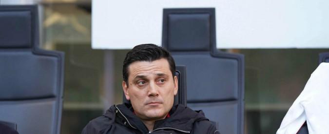 """Milan, esonerato Vincenzo Montella: la squadra a Rino Gattuso. L'ex tecnico: """"È stato un onore, spiace per la tempistica"""""""