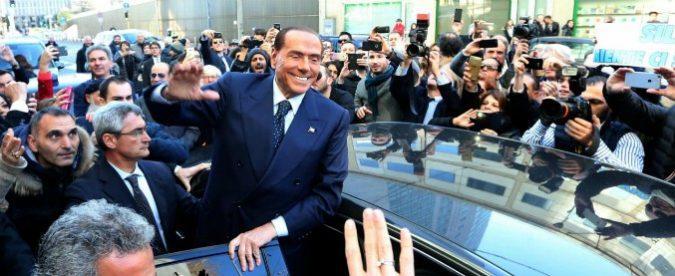 Il Berlusconi pregiudicato vs il 'personaggetto' Renzi. Auguri, brava gente!