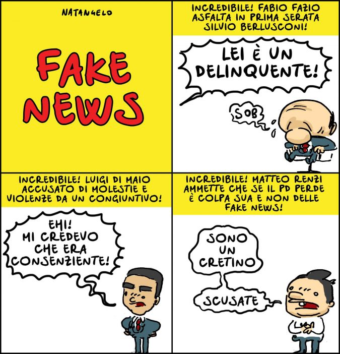 Viva le fake news