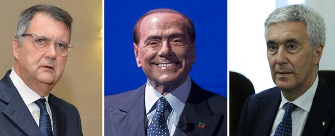Berlusconi, il calcio vira a destra in vista delle elezioni. Gli 'azzurri' Vegas e Sibilia verso la presidenza di Lega Calcio e Figc