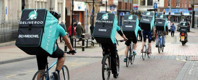 Riders di Foodora e Deliveroo, i loro diritti sono un banco di prova per il Jobs act