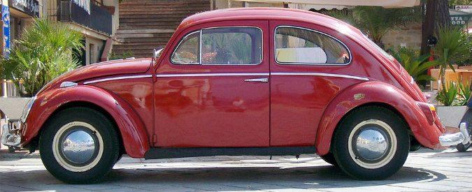 Beetle, passato e futuro della Volkswagen Maggiolino