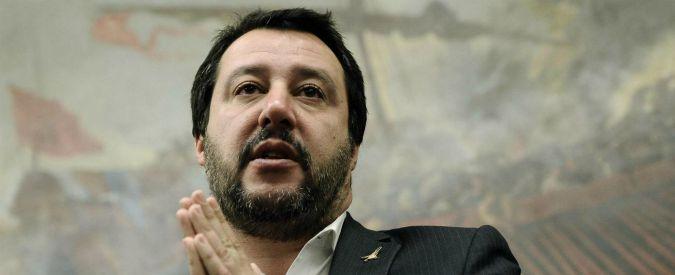 """Firenze, Salvini: """"L'anagrafe antifascista di Sant'Anna di Stazzema? C'è quella canina"""""""