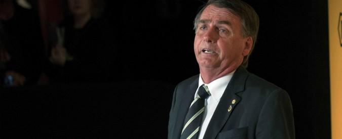 Nazionalista, sessista, omofobo, a favore delle armi: il candidato presidente Jair Bolsonaro è il Trump del Brasile