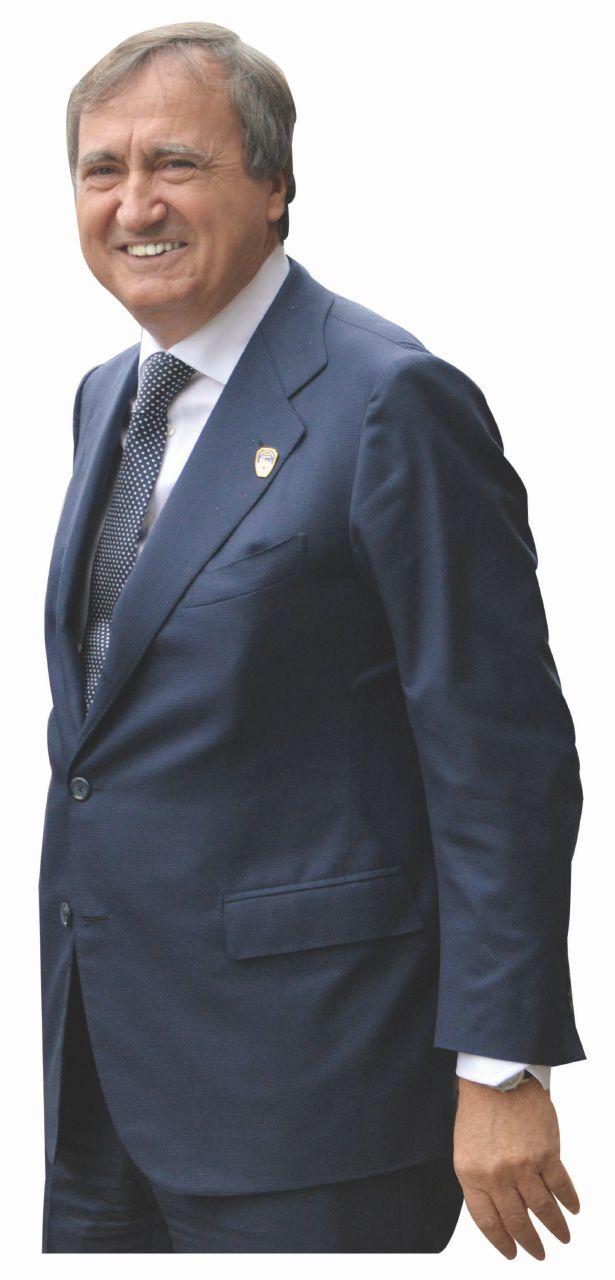 Brugnaro, il doge imprenditore a tutto gas sul Canal Grande