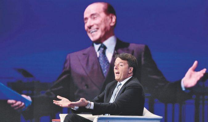"""Matteo, la copia di Silvio, ma senza lo stalliere """"eroe"""""""
