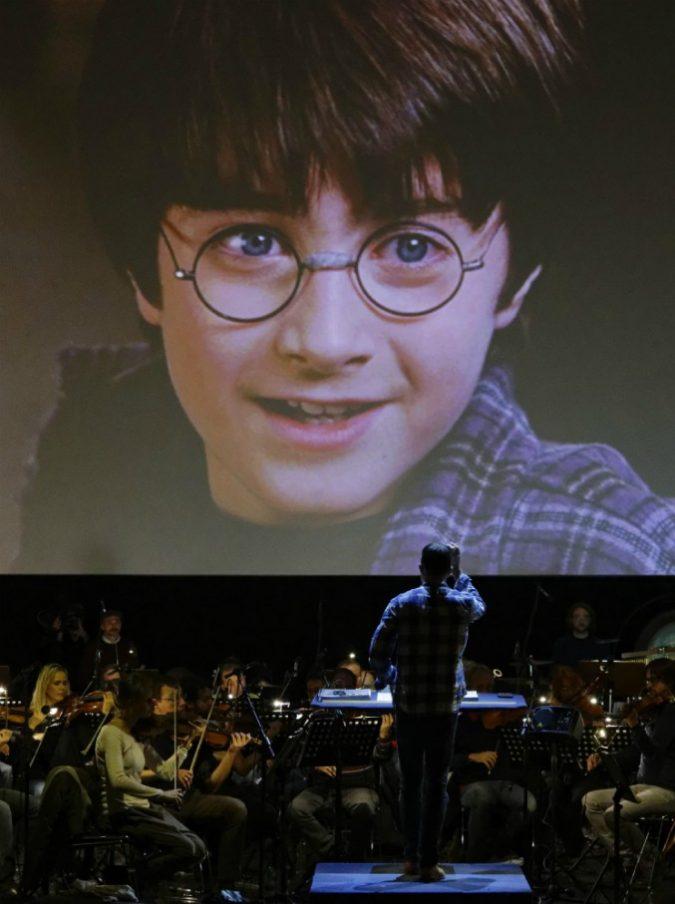 Harry Potter arriva in Italia sulle note dell'Orchestra Italiana del Cinema