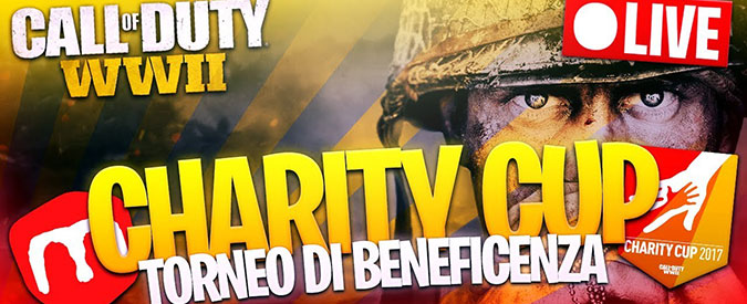 Charity Cup 2017: la community italiana di Call of Duty si sfida in un torneo di beneficenza