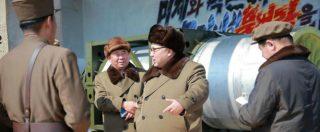 """Corea del Nord, Usa: """"Azione di Kim Jong-un avvicina il mondo alla guerra. La Cina tagli le forniture di petrolio"""""""