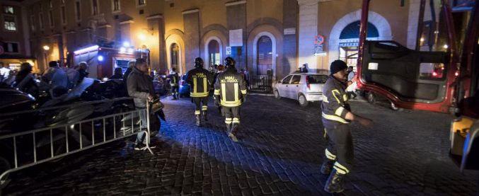 Roma, principio di incendio all'ospedale Fatebenefratelli: nessun paziente coinvolto