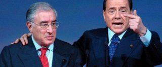 Trattativa Stato mafia, la difesa di Dell'Utri chiede citazione di Berlusconi nel processo d'appello
