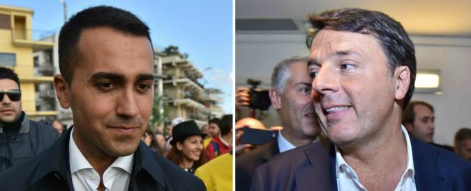 Pensioni d'oro, Renzi contro Di Maio: 'Vuole risparmiare 12 miliardi? Folle, così taglia quelle da 2300'. 'No, piano pluriennale'