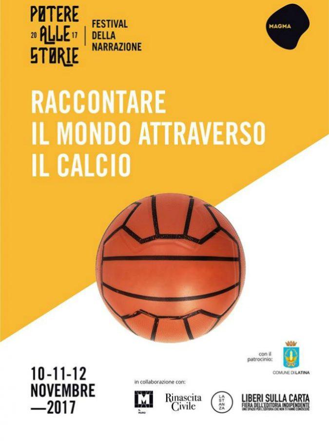 Calcio, a Latina il Festival della Narrazione lo usa come lente per raccontare l'Italia e il mondo