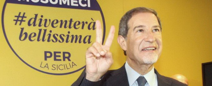 Regionali Sicilia, Nello Musumeci ha la maggioranza all'Ars: 36 deputati su 70