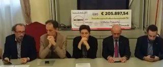 Piemonte, consiglieri M5s donano parte dello stipendio ai volontari del Corpo antincendi boschivi