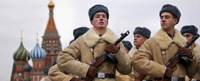 Russia, niente feste per i 100 anni della Rivoluzione: Putin non mette in discussione la stabilità prima del voto