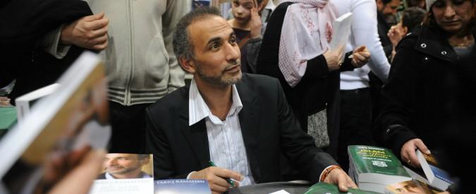 """Francia, Tariq Ramadan in stato di arresto """"Commise due stupri nel 2009 e nel 2012"""""""