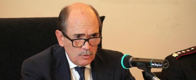Federico Cafiero de Raho nuovo procuratorenazionale antimafia e antiterrorismo
