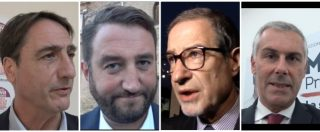 Elezioni Sicilia, dagli impresentabili alle larghe intese fino alle alleanze post-voto: gli aspiranti governatori a confronto