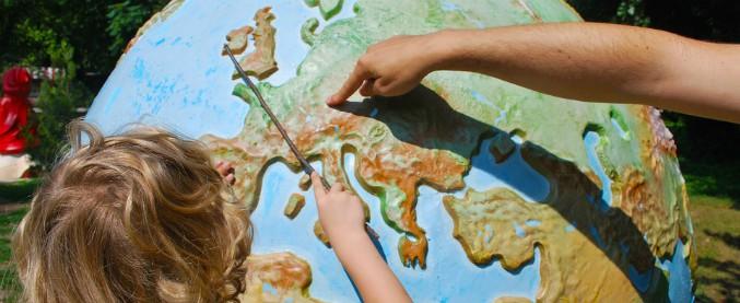 Bentornata Geografia! Non sarai più trattata come Educazione civica o Religione
