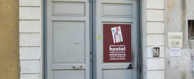 Roma, cos'è e cosa rappresenta la Casa delle donne a rischio sfratto