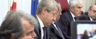 """Banche, scintille tra Casini e M5s: """"Girotto, con queste domande lei ridicolizza la nostra commissione"""""""