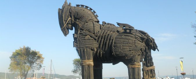 Che sia un cavallo o una nave, il mito dell'Hippos di Troia resterà infrangibile