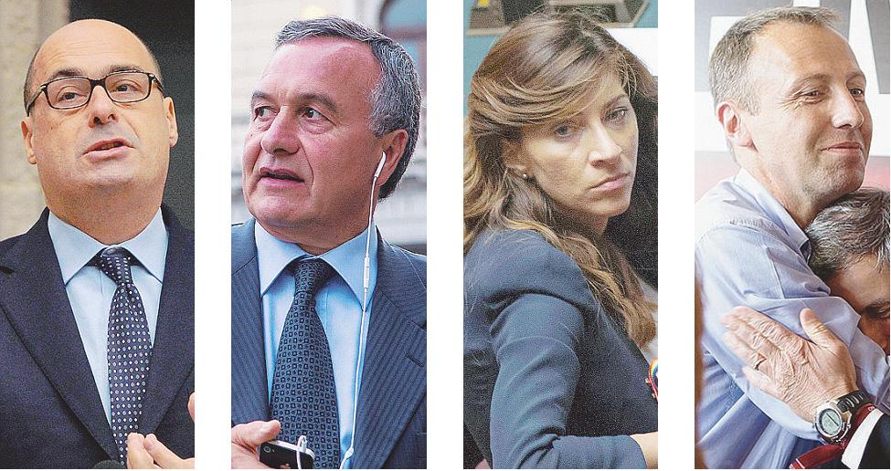"""In Edicola sul Fatto Quotidiano del 4 novembre: Mafia Capitale-bis: """"Zingaretti e altri 26 sono falsi testimoni"""""""