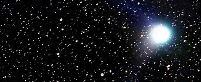 La cometa Machholz torna puntuale al pericoloso appuntamento con il Sole