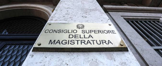 """Csm, 106 magistrati firmano l'appello contro le correnti. In tre al ministero: """"Consiglieri siano eletti col sorteggio"""""""