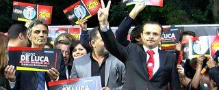 """De Luca e il """"coraggio di osare"""": così si presentava il deputato siciliano arrestato. Il video dello spot elettorale"""
