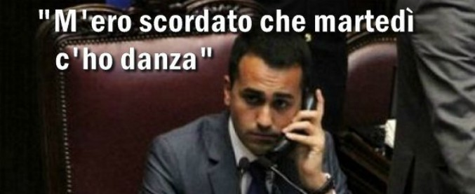 """Confronto Di Maio-Renzi, l'ironia social dopo rinuncia del candidato premier M5s: """"Non ha finito di studiare il congiuntivo"""""""