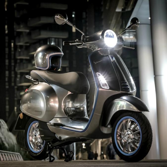 Vespa elettrica, l'icona del made in Italy su due ruote guarda al futuro