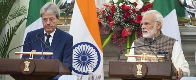 Italia-India, disgelo dopo il caso marò. I rapporti ripartono dalla cooperazione su infrastrutture, energia e smart city