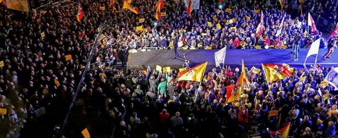 """Elezioni Sicilia, Grillo chiude la campagna M5s: """"Non è voto politico ma referendum. Se perdiamo? Ho il Maalox"""""""