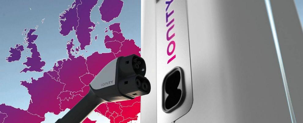 Ionity, parte la prima rete europea di ricarica rapida per veicoli elettrici