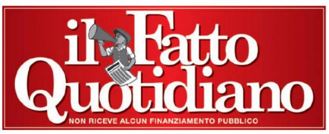 Comunicato – Un azionista di minoranza dell'Editoriale Il Fatto si candida con Forza Italia: lascerà l'azienda