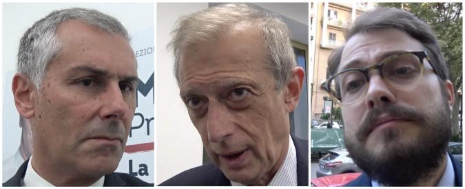 """Elezioni Sicilia, il Pd torna al Ponte sullo Stretto: """"Priorità"""". Fassino: """"Contrario ai tempi di B.? Questa è coerenza astratta"""""""