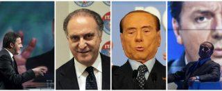 """Elezioni politiche, """"Scateno"""" De Luca e gli altri: da Berlusconi al ritorno della Dc tutto è pronto per l'Alba dei morti viventi"""