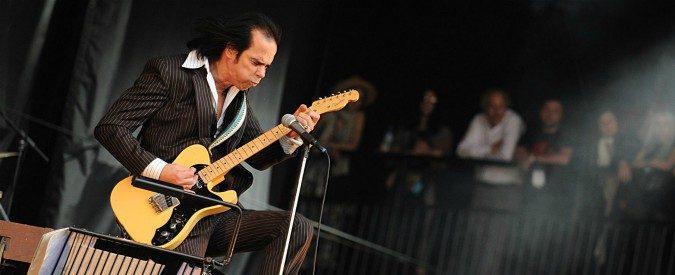 Nick Cave a Roma, aspettatevi un rito più che un concerto