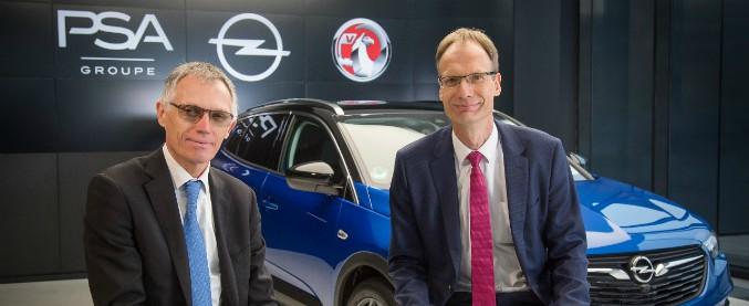 """PSA, chiesto risarcimento a GM per Opel: """"manca un piano anti-CO2"""". Se è vero, non lo si sapeva prima?"""