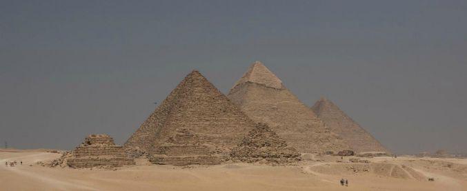 Così le particelle cosmiche hanno svelato una camera segreta nella piramide di Cheope