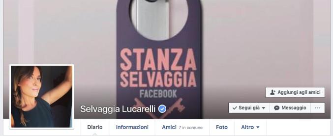 Selvaggia Lucarelli, contro di lei gli insulti sessisti di chi predica l'antisessismo