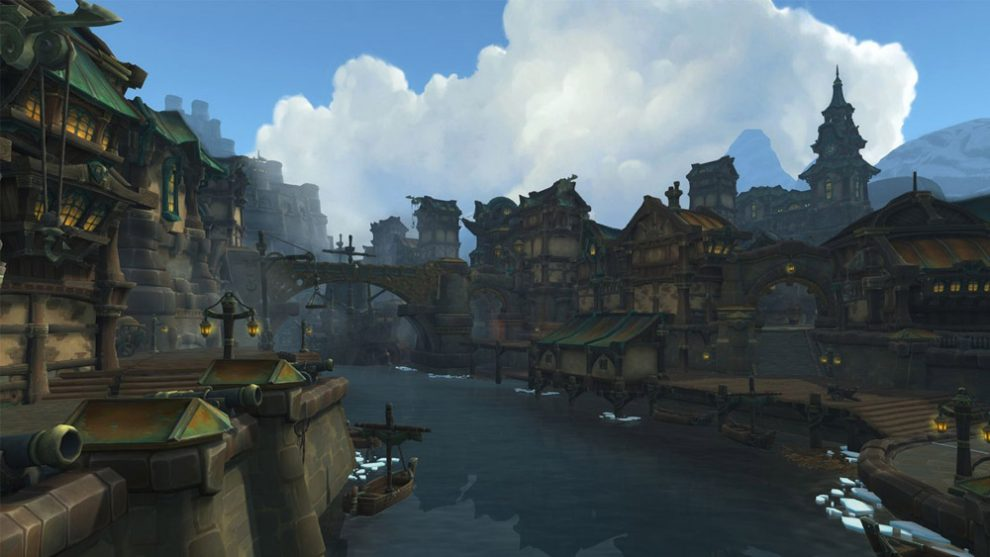 Banco Da Lavoro Warcraft : Hands on preview world of warcraft battle for azeroth