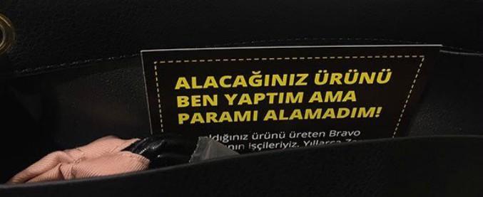 """Istanbul, un biglietto sulle etichette di capi Zara: """"Questo prodotto non è stato pagato"""". L'azienda: """"Creato un fondo"""""""